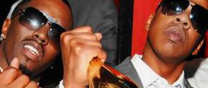 Diddy le 'grand producteur', vu par Jay-Z