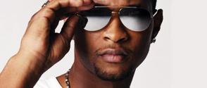 Les morceaux d'Usher sur le net sans son accord