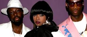 Pras, Wyclef Jean et Lauryn Hill enfin réunis