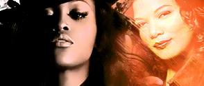 Eve et Queen Latifah collaborent ensemble