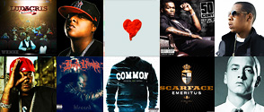 Sondage : l'album Rap US le plus attendu