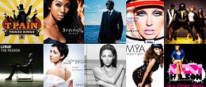 Sondage : l'album RnB-Pop le plus attendu