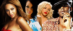 Brèves RnB : Beyonce, Rihanna, Christina, R Kelly