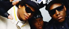 Dr Dre et Ice Cube préparent un film sur N.W.A
