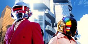 Daft Punk sur la BO du film Tron 2.0