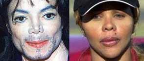 Lil Kim comparé à Michael Jackson !