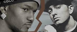 Un beef entre Eminem et Cam'Ron?