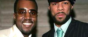 Common roule avec Kanye West