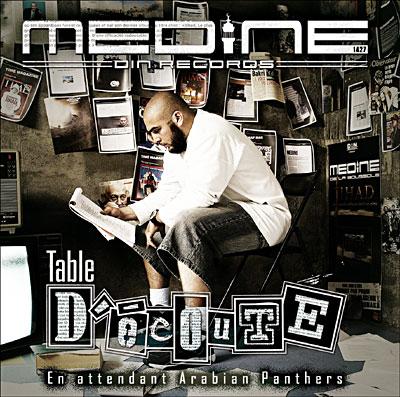 Medine - Table d'écoute