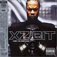 Xzibit - Man Vs Machine