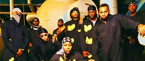 Le Wu Tang Clan en concert  à l'Elysée Montmartre