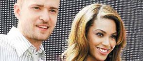 Justin Timberlake et Beyoncé: prochainement en duo